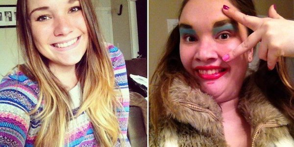 25張照片「證明有自信耍醜的女生」才是最有魅力的!