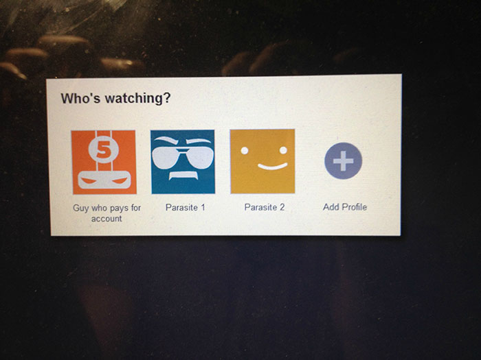 My Brother Changed Our Names On His Netflix Account
