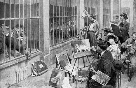 英國皇家動物園當年對外開放「可以不付錢入場」,但要帶一隻貓或狗進去當午餐...