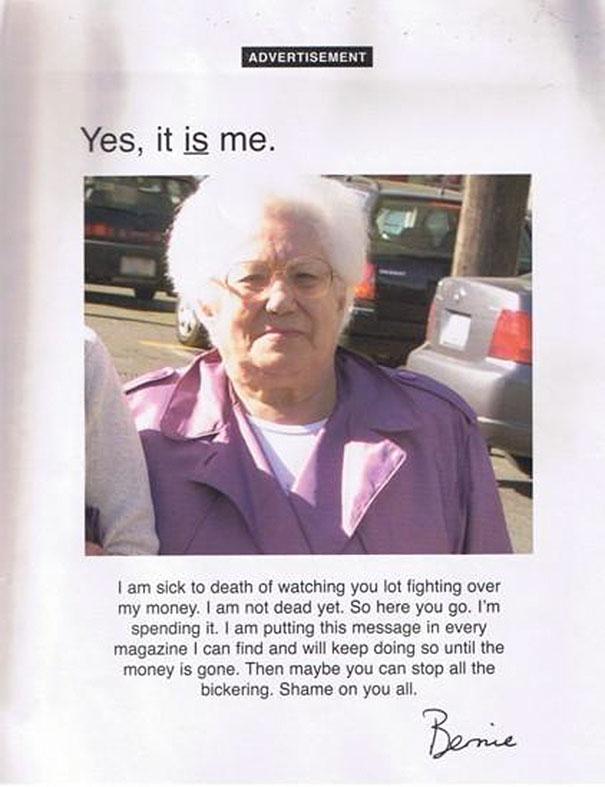 26張證明「阿嬤是地球上最OP的人」爆笑可愛萌照