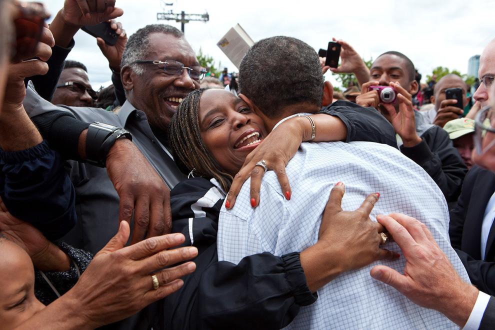 44張「 歐巴馬總統生涯」大事件照片紀錄8年來點滴。第一張vs最後一張讓人感傷...