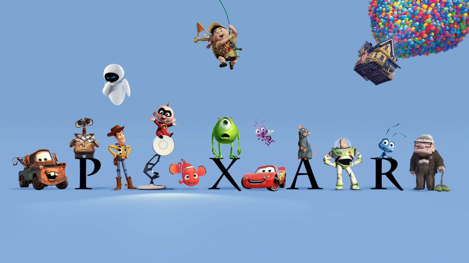 Pixar卡通裡的重大陰謀論。你念完後一定會想要全部重新再看一次。