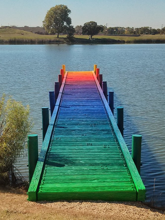 18張可以填滿你心靈的「療癒彩色」照片!