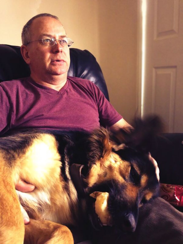 So My Dad Always Reminds Me That My Dog Is Nothing To Do With Him, That's Hard To Believe