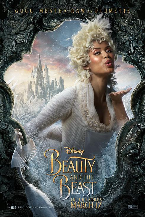 11張「下一秒就會動」的迪士尼最新《美女與野獸》「動態海報」,#1貝兒開始動時美到睜不開眼!