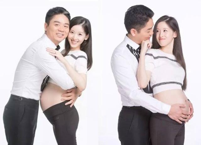 16歲爆紅「奶茶妹妹」當年跟中年大叔「父女戀」結婚爭議不斷,如今24歲辣媽還是中國首富之一!