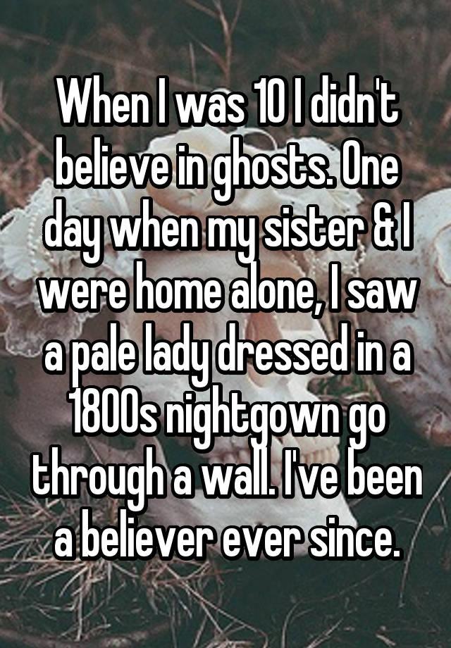 15位本來鐵齒的網友分享「信念從此被動搖」嚇破膽撞鬼經驗。#15遇到這種飄你只能裝沒看到...
