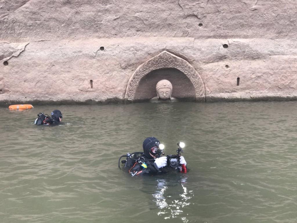中國「700年前神秘佛像」浮出水面 考古學家揭開「神祕廟宇」存在真相!