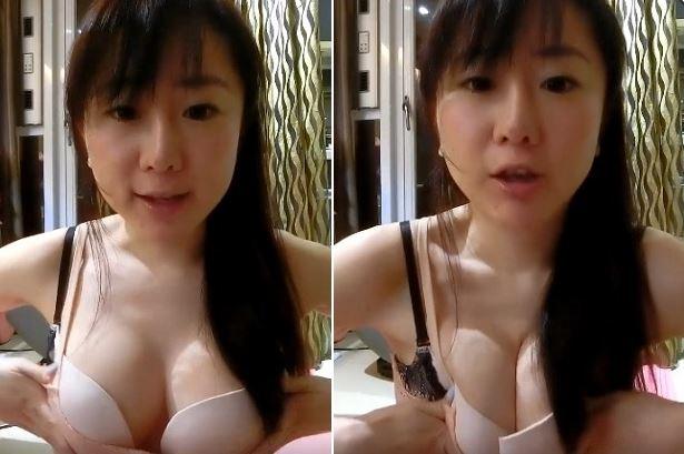 E奶正妹女模示範「自然真奶VS視覺乳爆」差別,「賣鮑又如何」爆知名女藝人當過酒店妹!(影片)