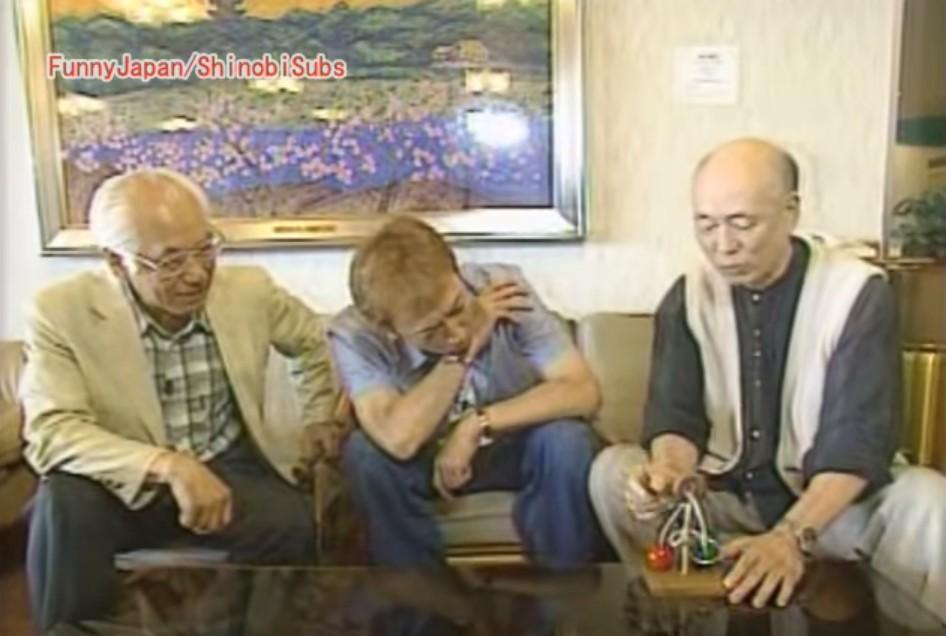 最難解的益智游戲!73歲老人「花10年」找不到答案 求助電視台才完成最後心願