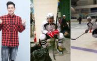 台灣演藝圈首例!許孟哲苦熬10年「入選國家冰球隊」,孫協志狂喜:「56出國手了!」