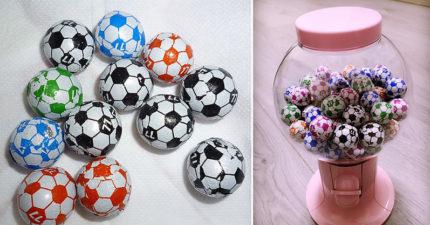 叫錯40年「足球巧克力」真名曝光!網友驚訝:「第一次聽說!」