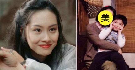 45歲「紫霞仙子」朱茵性感神復出!逆齡「演活20歲少女」超美無違和感!