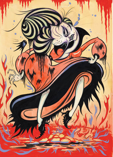 6個超暗黑的「迪士尼經典動畫」劇情 白雪公主「狠狠的」幫自己報了仇!