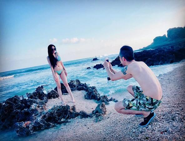 女友短暫性失憶常常暈倒,張兆志從此拍下兩人相愛畫面「即使妳忘了,我也會再次喚醒妳。」