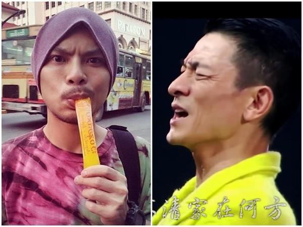 馬國歌手黃明志「神模仿劉德華」唱《長城》主題曲,「相似度99%」慘騙倒所有人!(影片)