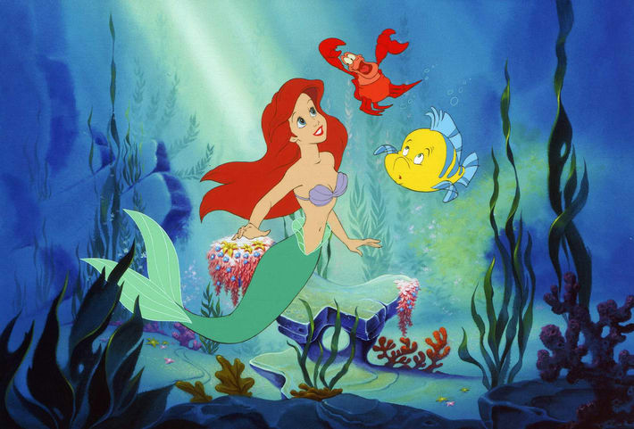 6個讓你發現迪士尼原版故事有多麼邪惡的「原作場景圖畫」。#1白雪公主其實是最邪惡的!