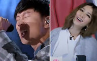 《夢想的聲音》最終回,林俊傑用生命唱《崇拜》「爆青筋」差點嚇壞觀眾!