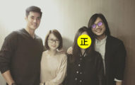陳偉殷與瑪莎用餐開心PO合照,網友重點嚴重偏離表示「莎嫂爆正!」難怪藏起來!