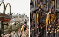 他們做出以麥當勞為主題「被納粹活屍」毀滅的世界,看完超毛以後不敢吃了...(11張)