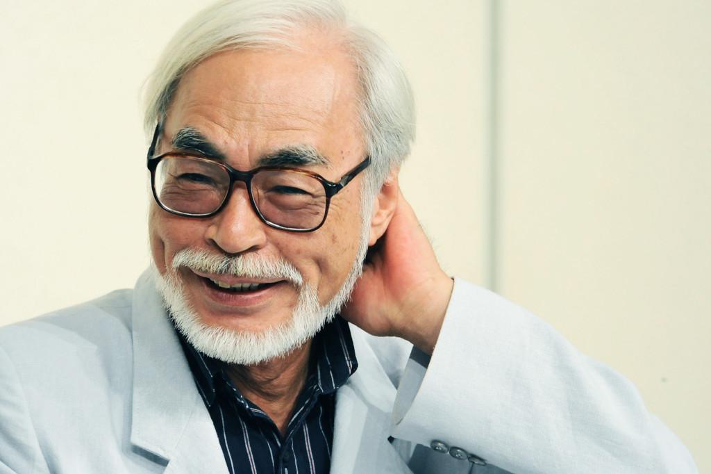 為何《風之谷》娜烏西卡是宮崎駿作品中唯一有大咪咪角色?宮崎駿:「因為臨死前的老人們。」
