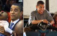 變回一般市民後,這是歐巴馬的在推特上發的「第一個文」165萬個讚!