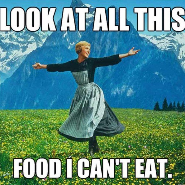 23個「會讓你終於能成功」的簡單到嚇人減肥小撇步,#3不要禁止吃喜歡的東西!