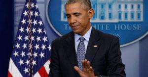 歐巴馬以總統身分在推特上「跟人民告別」,最震撼的一句:「我變回市民但不會停止!」