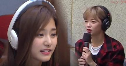 女團TWICE發表對子瑜的「第一印象」,美到連睡覺時都她們都忍不住「盯著看」!