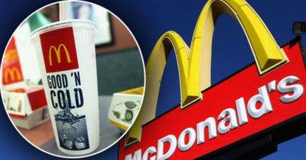 為什麼麥當勞的「可口可樂比其他速食店好喝」?消息人士爆料:這不是錯覺,是有原因的。