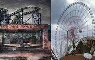 9座全世界「已經變成鬼樂園」的恐怖廢墟遊樂園。#9台灣的「那一座」也榜上有名...