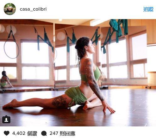 瑜伽教練「月經從白色褲子滲出」影片惹爭議,女性感謝她的付出!