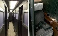 日本跨時代豪華夜行巴士「即將取代旅館」,「專屬頭等艙包廂」廁所根本就5星級酒店等級!(14張)