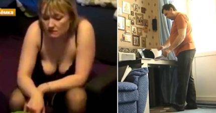 電視上的「性感妓女」超眼熟驚覺是「自己老婆」!比戴綠帽還慘「價格超貴」!(影片)