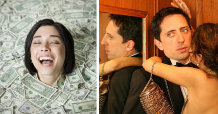 不小心LINE到酒店妹「老婆離家出走」誤會很大,事後丈夫只好用2600萬「買回家的門票」。