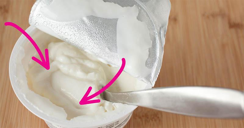 優格上面浮一層「乳白色的水」是什麼?多年來把它「倒掉」真的虧大了!