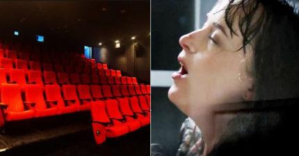 《格雷2》散場戲院員工撿到「神秘遙控器」一按,10秒後「臉色羞恥漲紅」女客人衝過來搶!