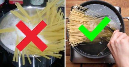 12個「你一生都在做錯變不好吃」的煮義大利麵小失誤,#10會搭配超重要!
