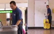 舊金山捷運華裔清潔工年薪840萬,看監視器「只會躲進儲藏室」遭民眾罵爆!