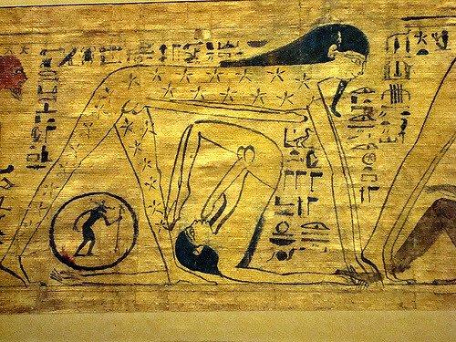 10個紀載顯示古埃及人「是全世界最色的一群人」。#1跟木乃伊愛愛很正常。