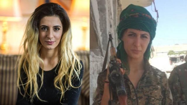 22歲女狙擊手獨自殺死100名ISIS,他們想抓她當性奴隸!但回國卻慘被當成恐怖分子。