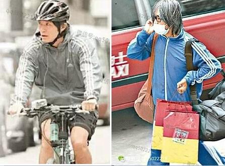 周星馳身價60億但出門「只騎腳踏車」超低調,因為最貴的都送給「她」了!