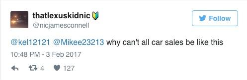 二手車賣家描述太誠實 「能A到B但到不了C」超爆笑廣告反而成為最好宣傳!