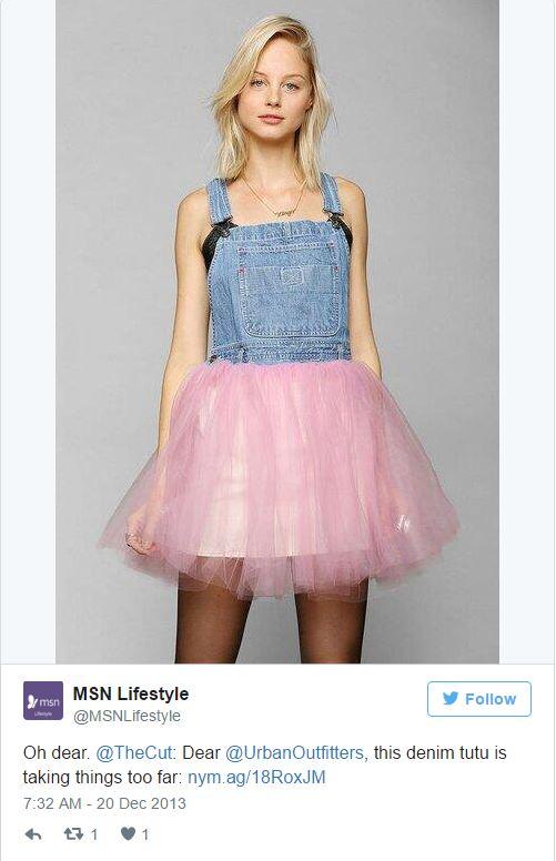 21件證明女生已經被時尚害慘的史上最瞎女裝。#11會有很多隻手伸向你...