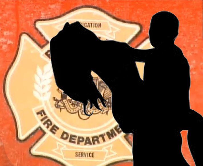 俏麗護士勾搭已婚消防員「慾火滅不完」嚇得他喊卡!護士逼簽性愛契約「你餵飽我我就不吵」。