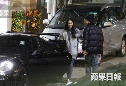 余文樂與台灣千金約會被拍,怒瞪「捍衛女友」網友一致「老公跑了!」