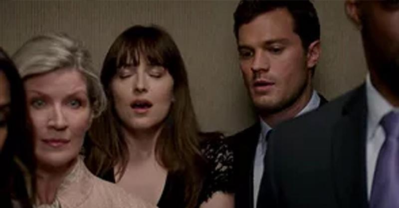 《格雷的五十道陰影2: 束縛》片段出爐,1分鐘的「手愛前戲」超限制級!