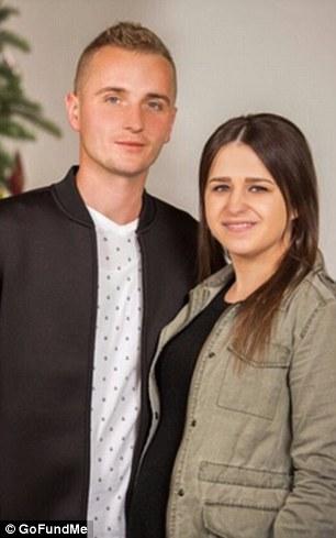 26歲美國爸爸因為「牙痛」死亡,醫生誤診遺下妻子和兩個女兒讓人心碎...