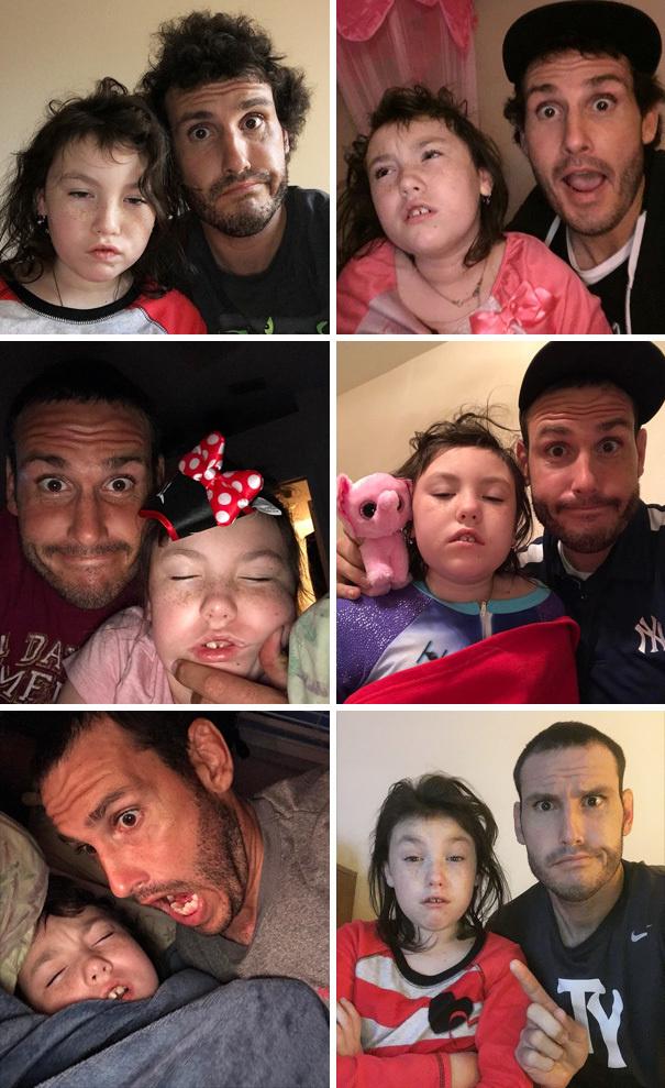 22位證明「沒媽的孩子也可以像個寶」的完美單親爸爸!#5為了女兒去美容學校!