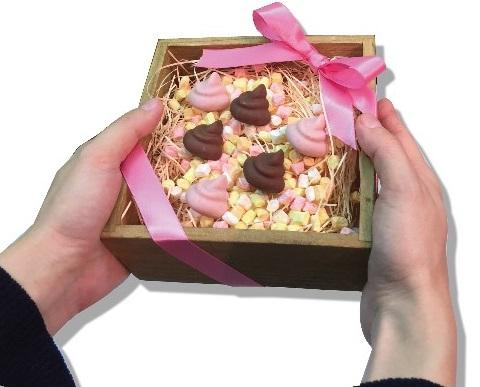 情人節不知道送什麼?親手「掏心掏肺」血淋淋內臟巧克力,吃下保證她再也離不開你!(5張)